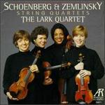 Arnold Schoenberg/Alexander Zemlinsky: String Quartets