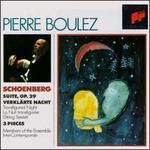 Arnold Schoenberg: Suite, Op. 29; Verkl�rte Nacht; 3 Pieces