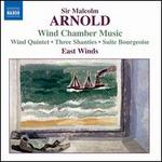 Arnold: Wind Chamber Music