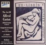 Art of Alfred Cortot