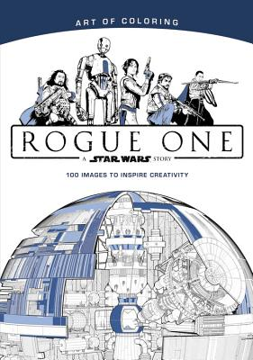 Art of Coloring Star Wars: Rogue One -