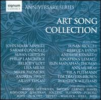 Art Song Collection - Ailish Tynan (soprano); Alison Nicholls (harp); Andrew Kennedy (tenor); Andrew Plant (piano); Andrew Swait (treble);...