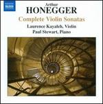 Arthur Honegger: Complete Violin Sonatas