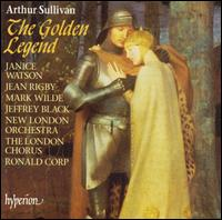 Arthur Sullivan: The Golden Legend - Janice Watson (soprano); Jean Rigby (mezzo-soprano); Jeffrey Black (baritone); Jonathan Brown (tenor); Mark Wilde (tenor);...