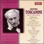 Arturo Toscanini: Boito Memorial