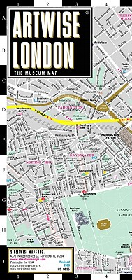 Artwise London - Streetwise Maps (Manufactured by)
