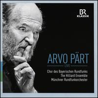Arvo Part: Live - David James (counter tenor); Gordon Jones (bass); John Potter (tenor); Max Hanft (piano); Max Hanft (cembalo);...