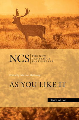 As You Like It - Shakespeare, William, and Hattaway, Michael (Editor)