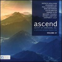 Ascend: Society of Composers, Inc., Vol. 31 - Andrew Spencer (marimba); Caroline Taylor (sax); Counterpoint Instrumental Ensemble; David Carter (clarinet);...