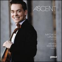 Ascent - Henry Kramer (piano); Matthew Lipman (viola)
