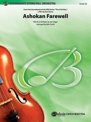 Ashokan Farewell - Ungar, Jay (Composer)