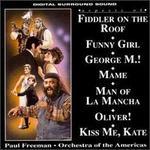 Aspects of Fiddler/Funny Girl/Mame/Oliver