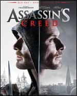 Assassin's Creed [Includes Digital Copy] [Blu-ray/DVD] - Justin Kurzel