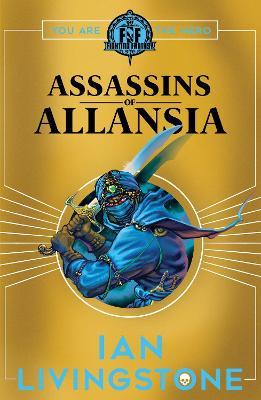 ASSASSINS OF ALLANSIA - Livingstone, Ian
