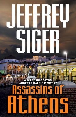 Assassins of Athens - Siger, Jeffrey