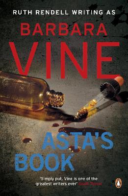 Asta's Book - Vine, Barbara