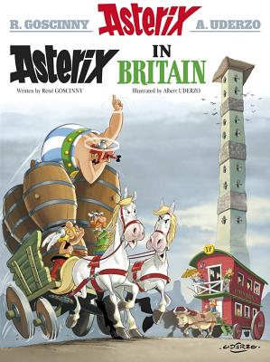 Asterix in Britain - Goscinny, and Uderzo