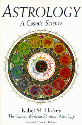 Astrology, a Cosmic Science - Last, First