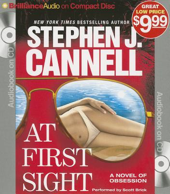 At First Sight - Cannell, Stephen J, and Brick, Scott (Read by)