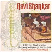 At the Monterey International Pop Festival [Angel] - Ravi Shankar
