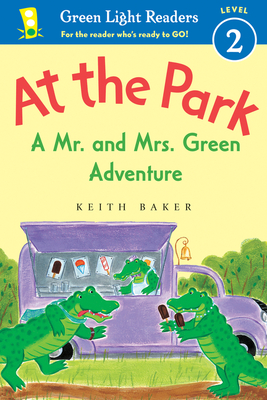 At the Park: A Mr. and Mrs. Green Adventure - Baker, Keith