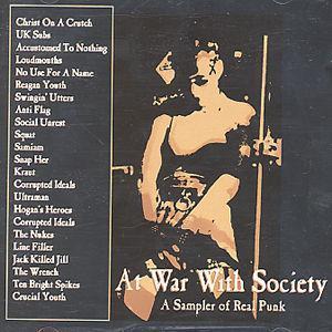 At War with Society - Various Artists