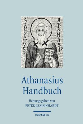 Athanasius Handbuch - Gemeinhardt, Peter (Editor)