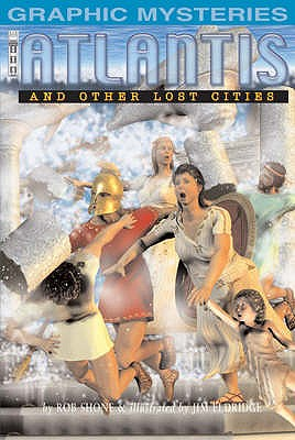 Atlantis: and Other Lost Cities - Shone, Rob