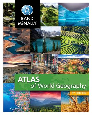 Atlas of World Geography - Rand McNally