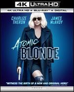 Atomic Blonde [Includes Digital Copy] [4K Ultra HD Blu-ray/Blu-ray]