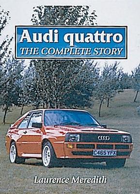 Audi Quattro - Meredith, Laurence