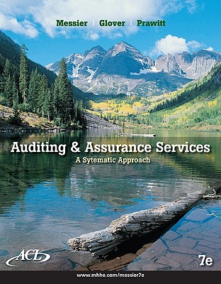 Auditing and Assurance Services with ACL Software CD - Messier William, and Glover Steven, and Prawitt Douglas