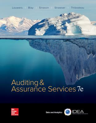 Auditing & Assurance Services - Louwers, Timothy, and Sinason, David, and Blay, Allen