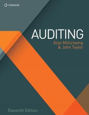Auditing - Millichamp, Alan, and Taylor, John