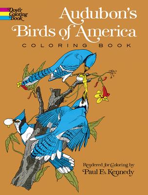 Audubon's Birds of America Coloring Book - Audubon, John James