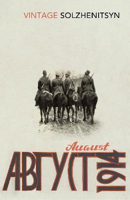 August 1914 - Solzhenitsyn, Aleksandr