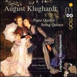 August Klughardt: String Quintet; Piano Quintet