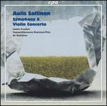 Aulis Sallinen: Symphony No. 8; Violin Concerto