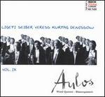 Aulos Wind Quintet, Vol. 9