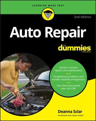 Auto Repair For Dummies - Sclar, Deanna