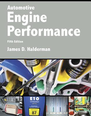 Automotive Engine Performance - Halderman, James D.