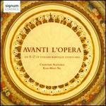 Avanti l'Opera: An A-Z of Italian Baroque Overtures