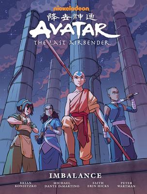 Avatar: The Last Airbender--Imbalance Library Edition - Hicks, Faith Erin, and Konietzko, Bryan, and DiMartino, Michael Dante