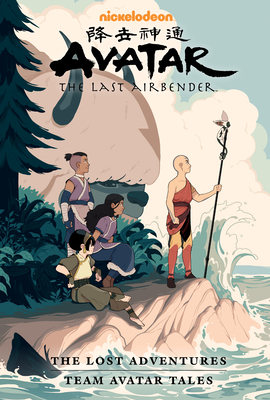 Avatar: The Last Airbender--The Lost Adventures and Team Avatar Tales Library Edition - Yang, Gene Luen, and Hicks, Faith Erin