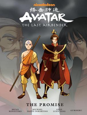 Avatar: The Last Airbender: The Promise Library Edition - Yang, Gene Luen, and Koneitzko, Bryan
