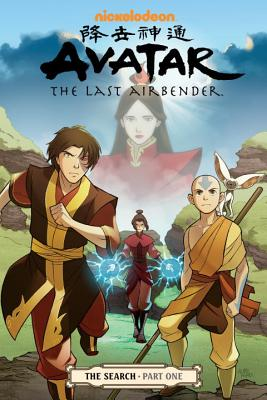 Avatar: The Last Airbender# The Search Part 1 - Yang, Gene Luen