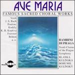 Ave Maria: Famous Sacred Choral Works