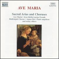 Ave Maria: Sacred Arias and Choruses - Anna di Mauro (mezzo-soprano); Camerata Budapest; Colm Carey (organ); Ingrid Kertesi (soprano); József Mudd (tenor);...