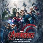 Avengers: Age of Ultron [Original Soundtrack]