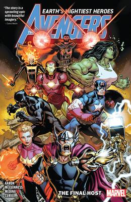 Avengers by Jason Aaron Vol. 1: The Final Host - Aaron, Jason (Text by)